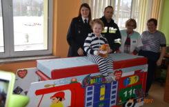 Więcej o: Wizyta strażaków KP PSP Sucha Beskidzka na Oddziale Pediatrycznym
