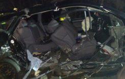 Więcej o: Naprawa DK 7 721 Km – zderzenie 4 samochodów osobowych