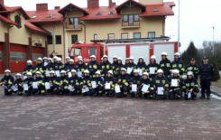 Więcej o: Nowi ratownicy w szeregach OSP na terenie powiatu suskiego.