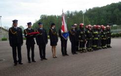Więcej o: Święto Flagi w KP PSP Sucha Beskidzka
