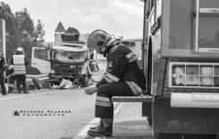 Więcej o: Tragiczny wypadek w Kojszówce