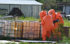 Więcej o: Zdarzenie chemiczne w Suchej Beskidzkiej