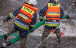 Więcej o: Ćwiczenia z zakresu likwidowania zagrożeń powodziowych.