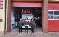 Więcej o: Przegląd instalacji wentylacyjnej oraz dymowej w KP PSP Sucha Beskidzka.