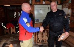Więcej o: Podpisano porozumienie w sprawie współdziałania GOPR Grupa Podhalańska z KP PSP Sucha Beskidzka.