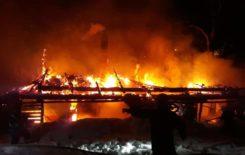 Więcej o: Tragiczny pożar w Zawoi