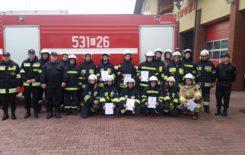 Więcej o: Zakończenie szkolenia podstawowego strażaków ratowników OSP