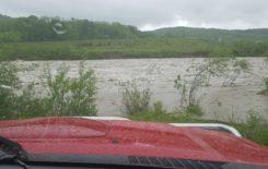 Więcej o: Sytuacja powodziowa na terenie powiatu suskiego w dniu 23 maja 2019r.