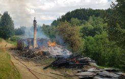 Więcej o: Pożar Osielec (Juszczyn Polany)