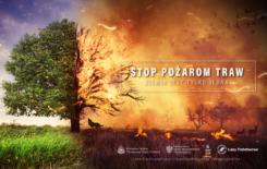 Więcej o: W tym roku już 59 pożarów traw na terenie powiatu suskiego.