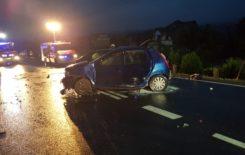 Więcej o: Poważny wypadek w Makowie Podhalańskim.