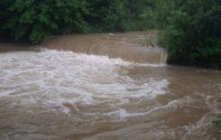 Więcej o: Informacja o zdarzeniach związanych z silnym opadem deszczu w dniu 21 czerwca 2020r.