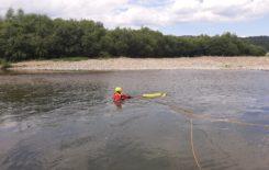 Więcej o: Zembrzyce. Bezpieczeństwo nad wodą