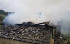 Więcej o: Pożar w Żarnówce